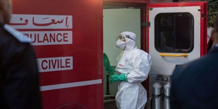 Arap Ülkelerinde COVİD-19 Kaynaklı Ölü ve Vaka Sayıları Arttı