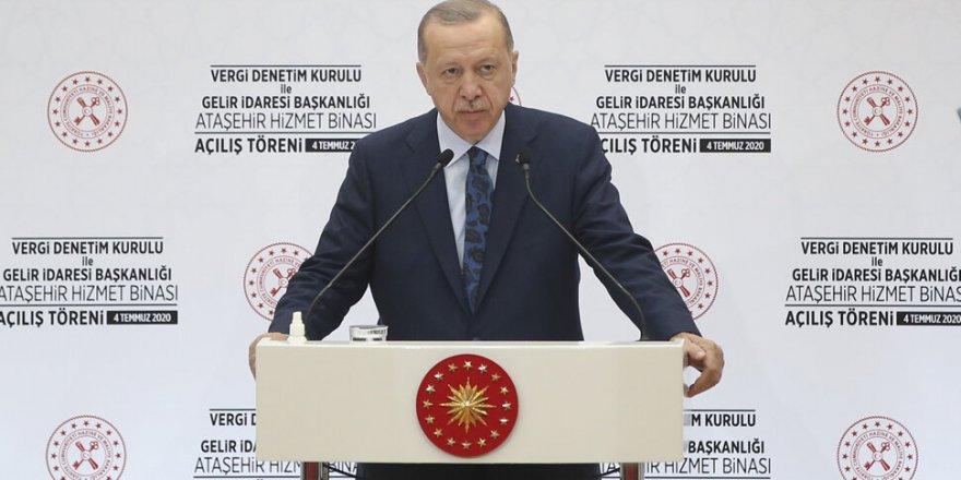 Cumhurbaşkanı Erdoğan'dan AB'ye Seyahat Kısıtlaması Eleştirisi