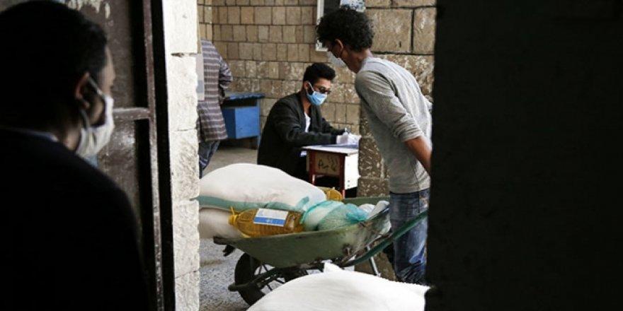 Dünya Gıda Programı'nın Yemen'e Yaptığı Yardımlar 12 Kat Arttı