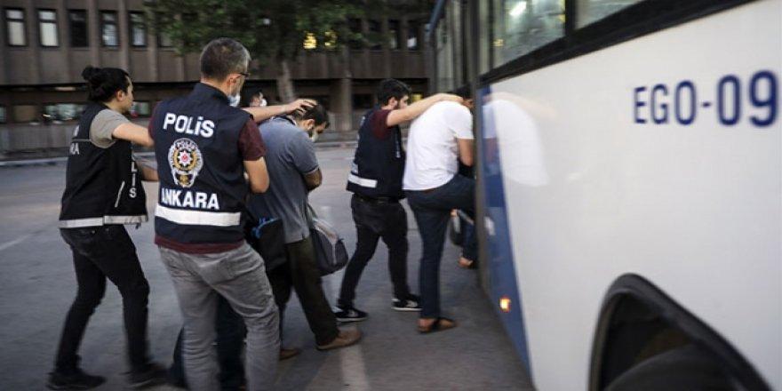 Bataklık Operasyonu'nda Gözaltına Alınanlardan 34'ü Tutuklandı