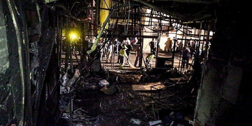 İran'da Klinikteki Patlamayla İlgili 12 Kişi Gözaltına Alındı