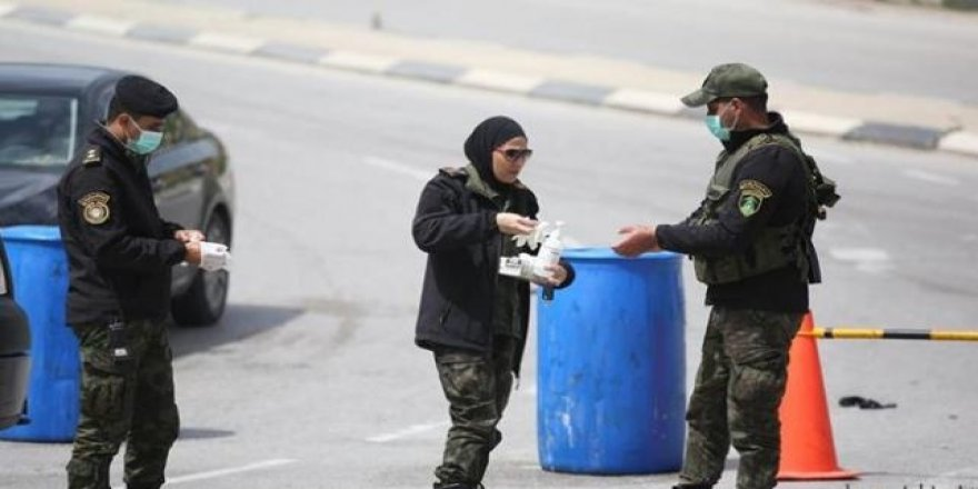 Filistin'de COVİD-19 Nedeniyle Yeniden Olağanüstü Hal İlan Edildi