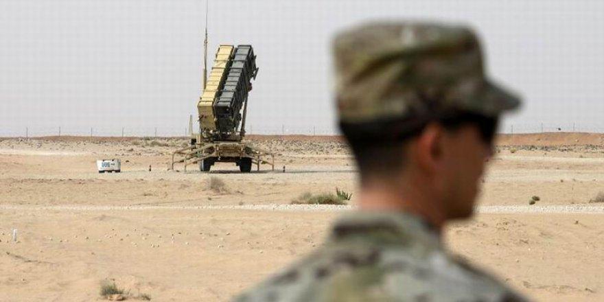ABD Suudi Arabistan'daki savunma sistemlerini çekti