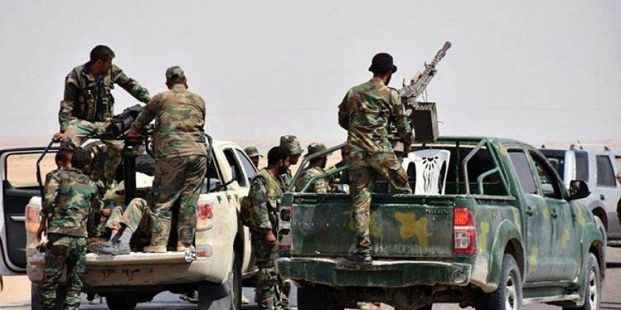 Esed Rejimi ile IŞİD Arasında Çatışma: 51 Ölü