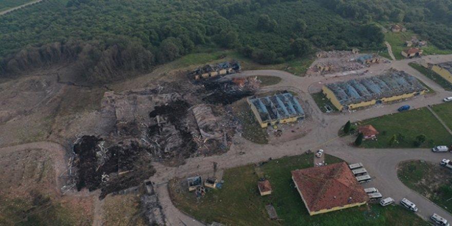 Hendek'teki Patlamada Hayatını Kaybedenlerin Kimlikleri Belirlendi