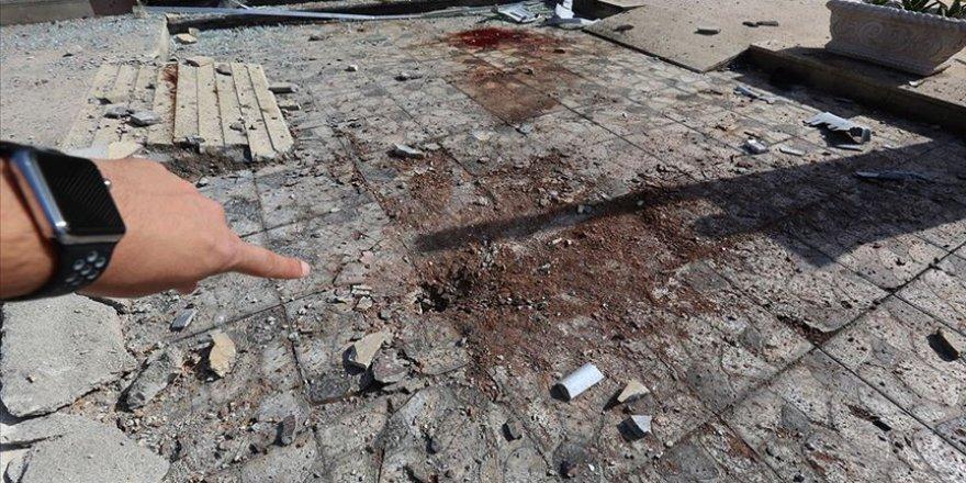 Libya'da Hafter Milislerinin Tuzakladığı Mayınları İmha Etmeye Çalışan İki Kişi Patlamada Öldü