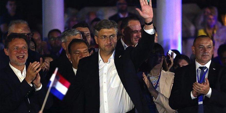 Hırvatistan'da Genel Seçimi Hırvat Demokrat Birliği Kazandı