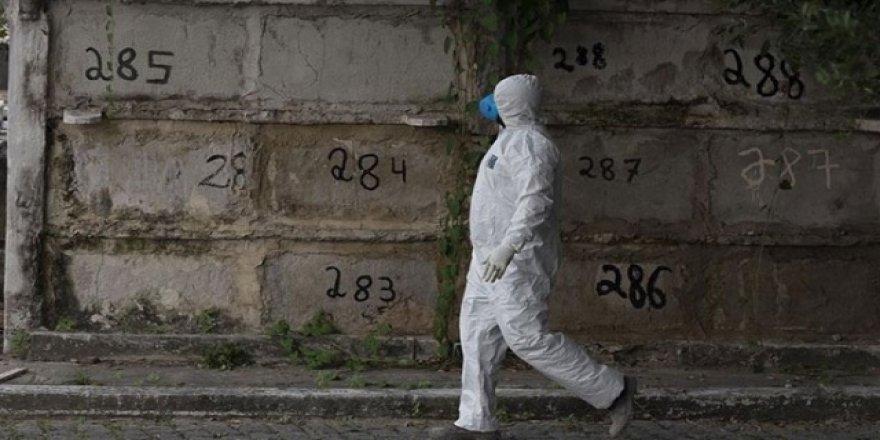 Son 24 Saatte Brezilya'da 602 Kişi Hayatını Kaybetti
