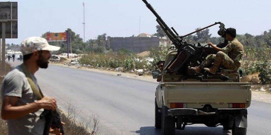 Rusya Hafter İçin Suriye'den Şebbiha Milisi Sevk Etmeye Devam Ediyor