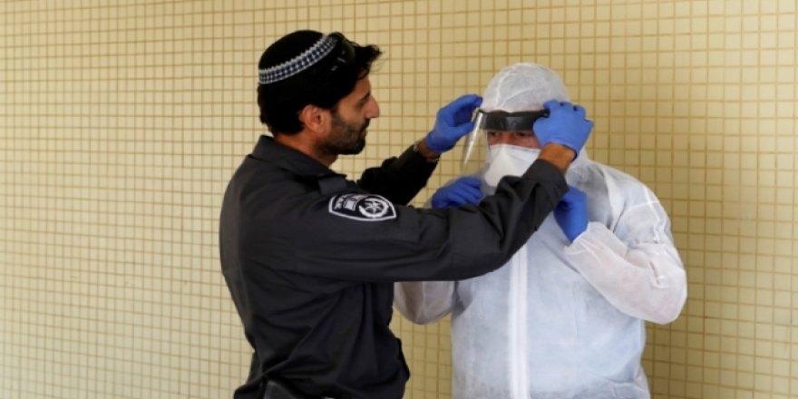 İsrail'de COVİD-19 Vaka Sayısı 30 Bini Aştı
