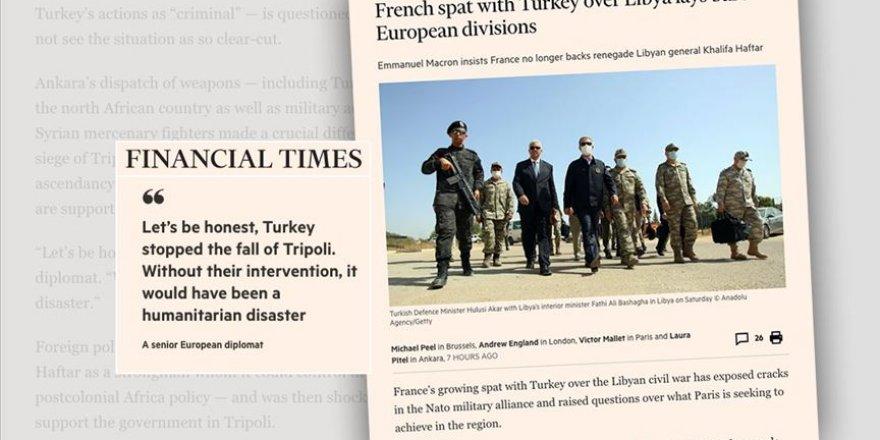 Financial Times: Hafter Fransa İçin Artık Yük
