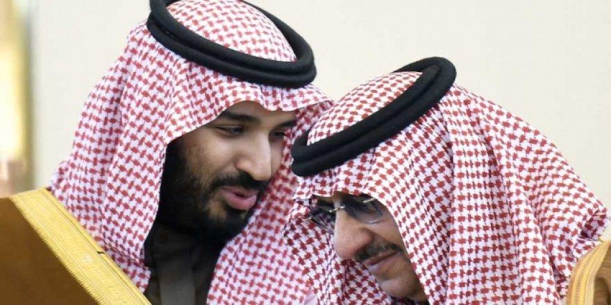 Suudi Veliaht, Gözaltındaki Bin Nayef'ten 15 Milyar Dolar Geri Ödemesini İstiyor