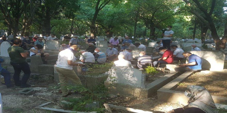 Sedat Yenigün Şehadetinin 40. Yılında Mezarı Başında Anıldı