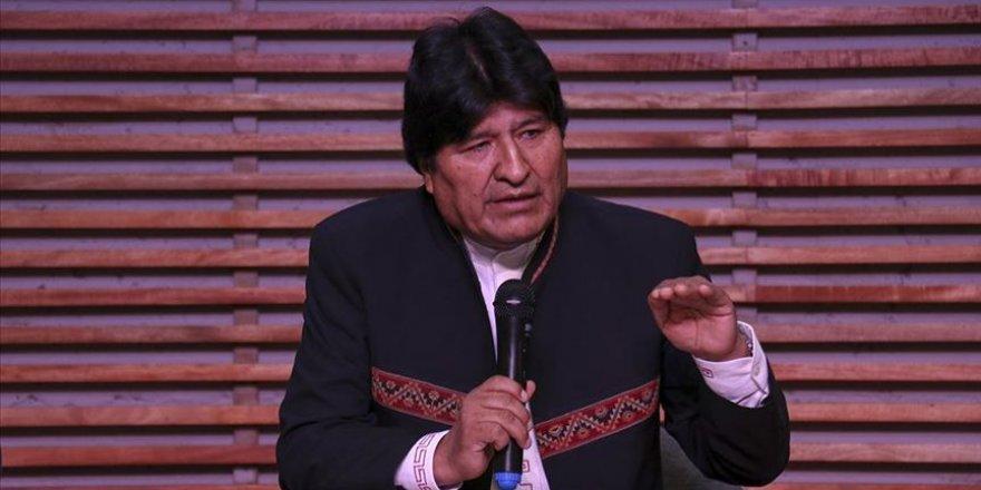 Bolivya Eski Devlet Başkanı Morales Hakkında Tutuklama Kararı