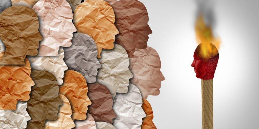 Irkçılık bir psikolojik olgunluk ve bütünlük eksikliği işaretidir