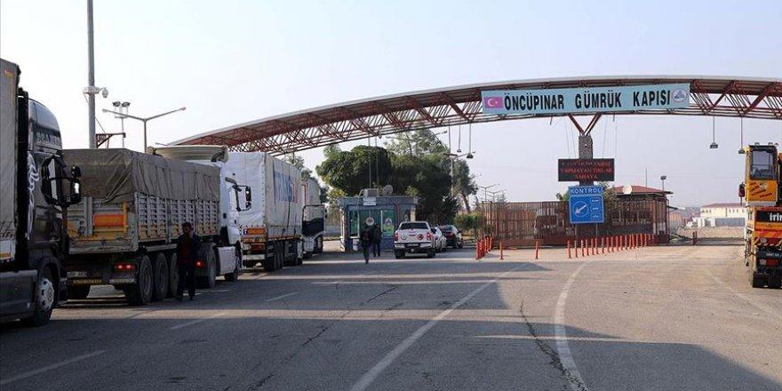 Rusya, Öncüpınar Sınır Kapısı'nı Uluslararası Yardımlara Kapatmakla Tehdit Ediyor