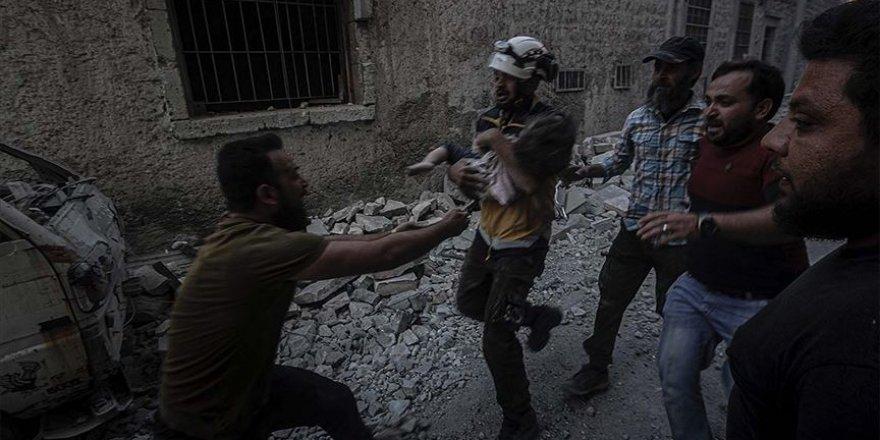 BM Suriye Araştırma Komisyonu: Esed Rejimi İdlib'de Sivilleri Vurarak Savaş Suçu İşledi