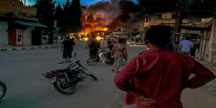 PKK Tel Abyad'da 6 Sivil Katletti