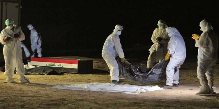 Irak'ta Salgın: 118 Kişi Daha Hayatını Kaybetti