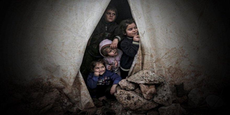 Rusya ve Çin Suriyeli Mazlumlara Yardıma Bile Tahammül Edemiyor