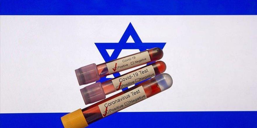 Siyonist İsrail'de Kovid-19 Vaka Sayısı 32 Bin 222'ye Çıktı