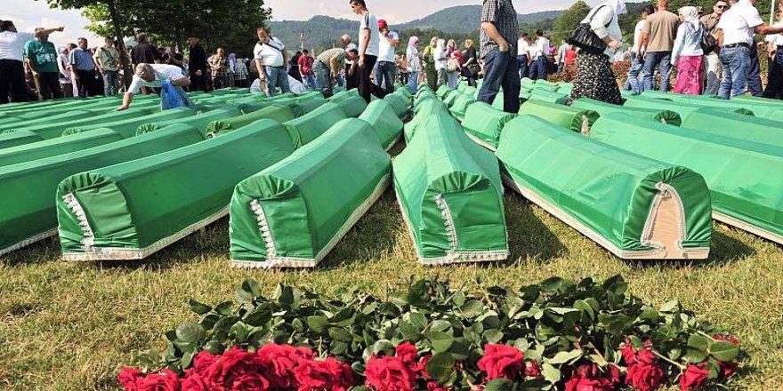 'Srebrenitsa Soykırımı Avrupa'nın Kanayan Yarası'