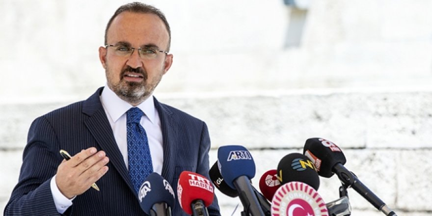 Bülent Turan: Barolara Sorulmadı İddiası Külliyen Yalan, Yanlış
