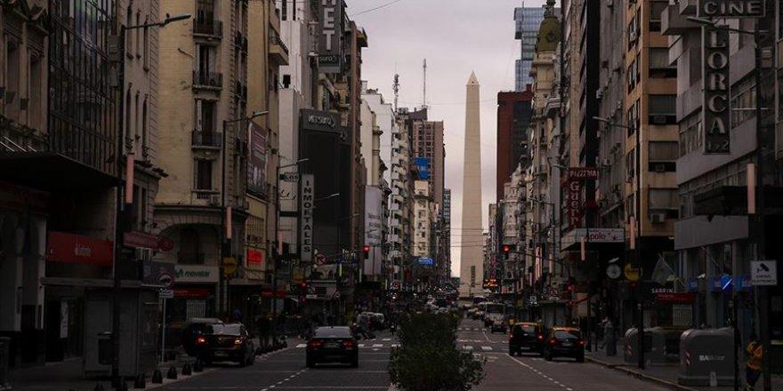 Arjantin'de Son 24 Saatte 3 Bin 604 Yeni Vakaya Rastlandı