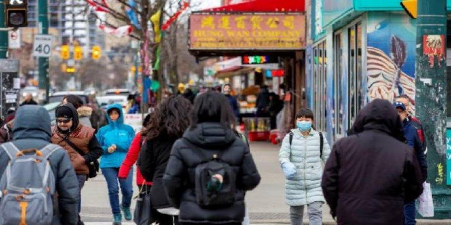 Asya Kökenli Kanadalılara COVID-19 Tacizi