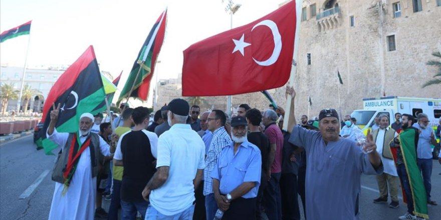 Libya Müftüsünden Halka 'Türkiye İle İş Birliğini Gösterilerle Destekleyin' Çağrısı