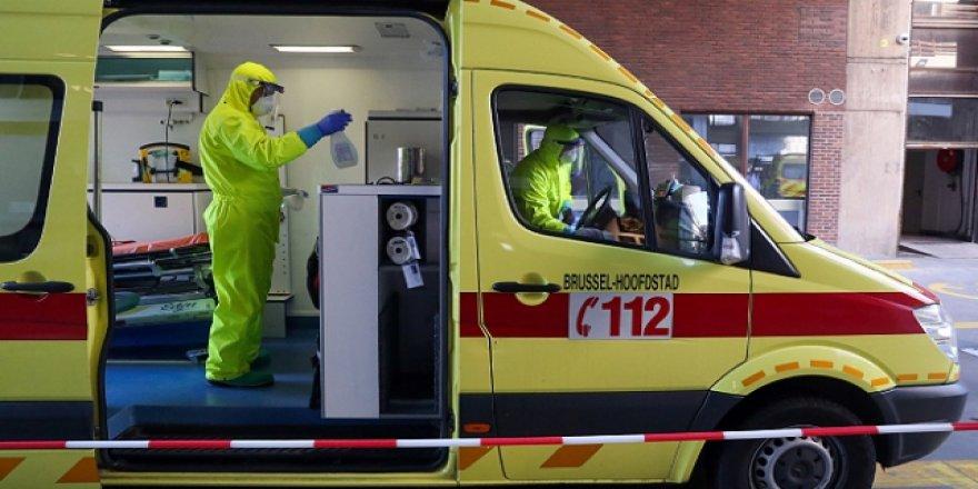 Belçika'da 87 Yeni Koronavirüs Vakası Tespit Edildi