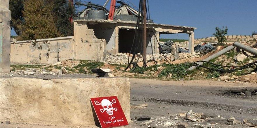 OPCW: Esed Rejimi Elindeki Kimyasal Silahları Bildirmeli