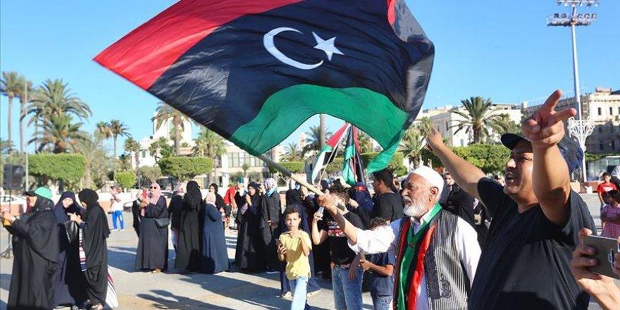 Hafter'in İşkenceleri Libya'da Protesto Edildi