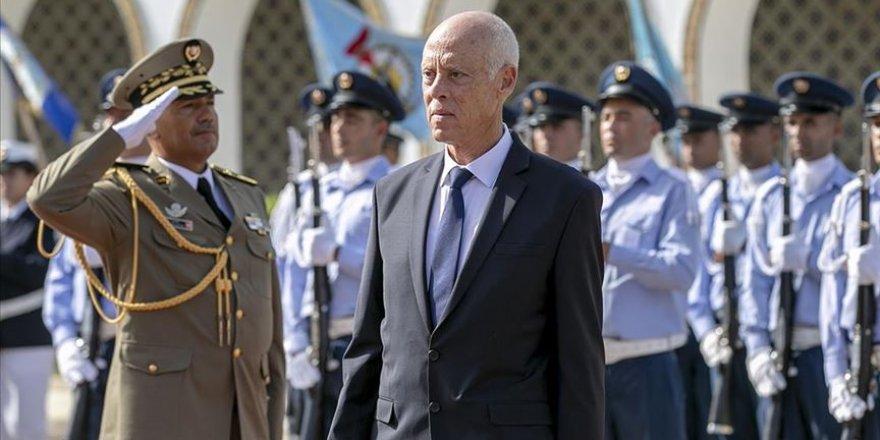 Tunus Cumhurbaşkanı Said: Devleti İçeriden Dinamitlemek İsteyenler Var