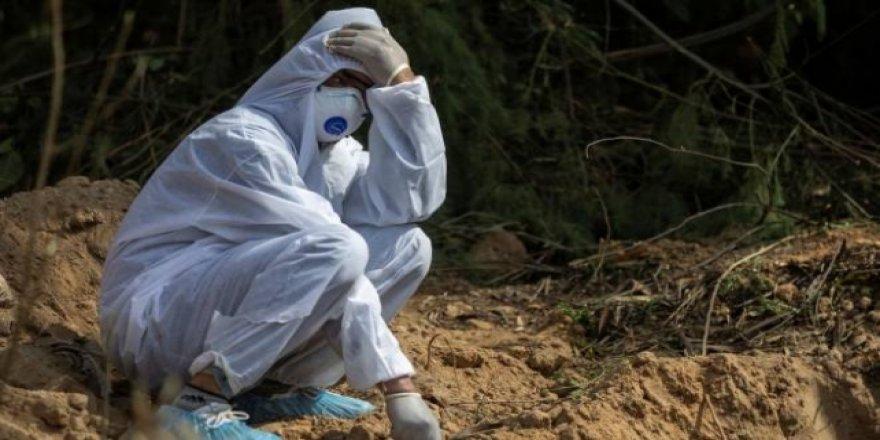 Brezilya'da Son 24 Saatte 1220 Kişi Hayatını Kaybetti