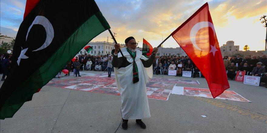 Libya Müftüsü: Türkiye'yi Destekleyen Gösteriler Düzenlenmeli