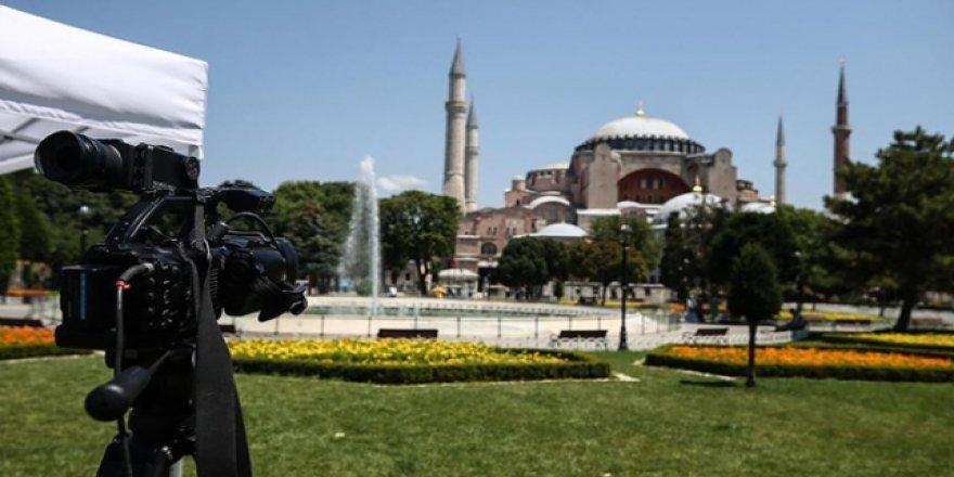 Yerli ve Yabancı Medya 'Ayasofya' Kararına Odaklandı