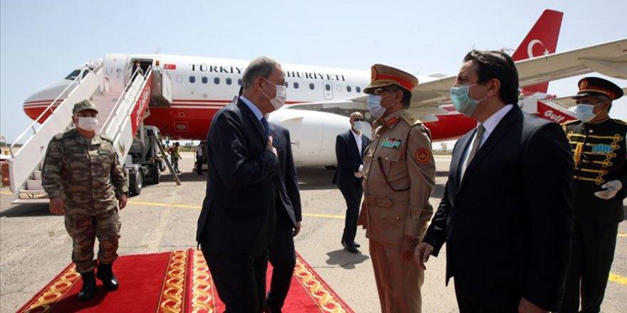 Libya Genelkurmay Başkanı'ndan 'Türkiye İle İş Birliği Yeni Başlıyor' Mesajı