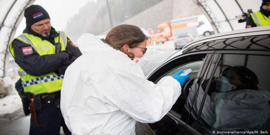 Otomobille Avrupa'ya Dönen Gurbetçilere Karantina Şoku