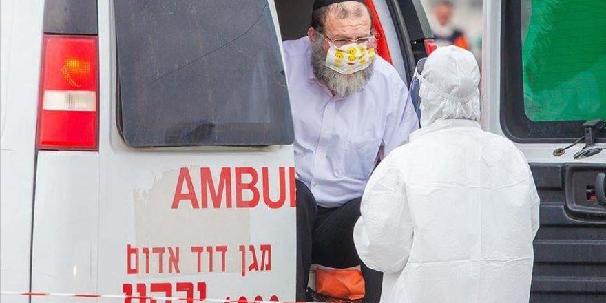 Siyonist İsrail'de Kovid-19 Vaka Sayısı 36 Bini Aştı