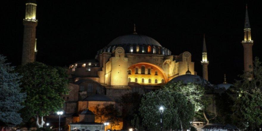 Kudüs Ulemasından Türkiye'ye Ayasofya Camii Tebriği