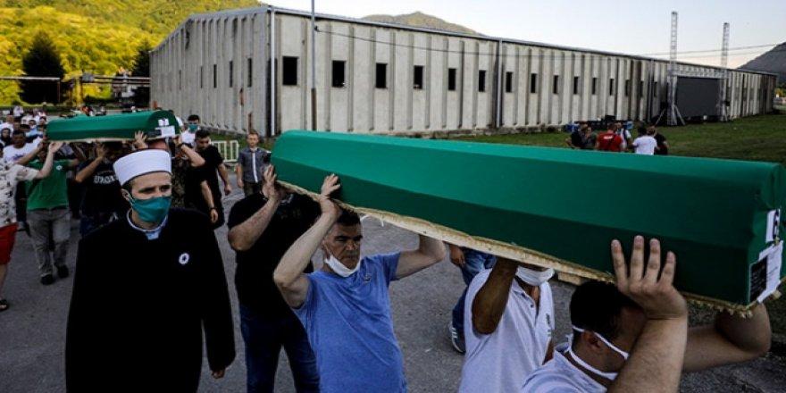 Srebrenitsa'nın 9 Kurbanı Daha Toprağa Verilecek