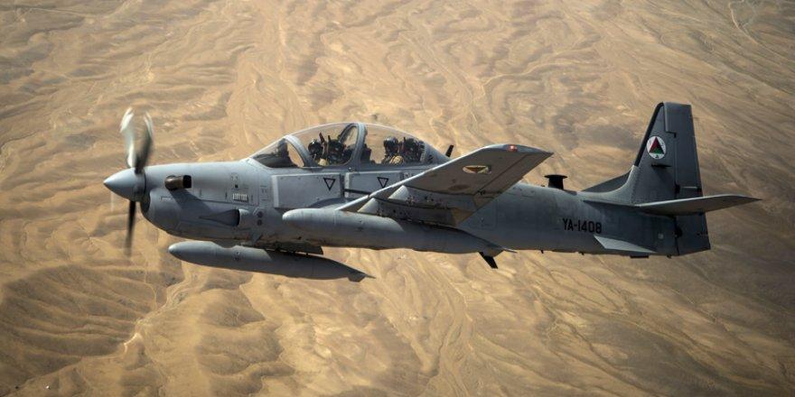 Afganistan'da Düşen Hükümet Güçlerine Ait Uçağın Pilotu ABD Askeri Çıktı