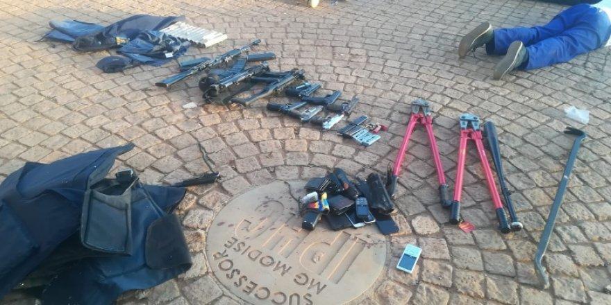 Güney Afrika'da Kiliseye Saldırı: 5 Ölü