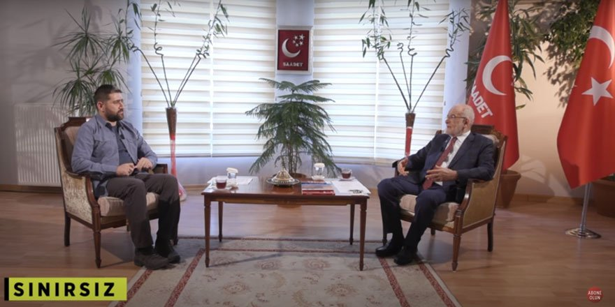 """Karamollaoğlu: """"Sivas Olayları Yeni Baştan Ele Alınmalı!"""""""