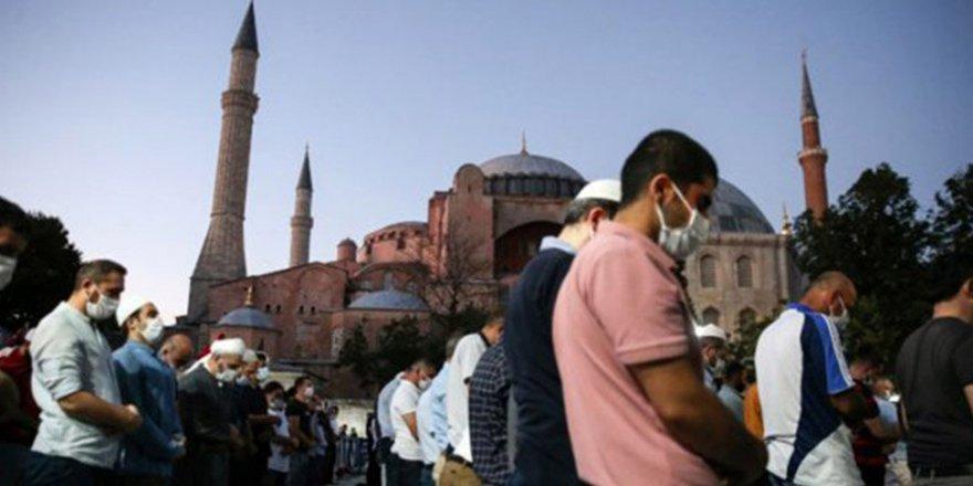 Yunanistan'dan Ayasofya Kararı Sonrası Türkiye'ye Yaptırım Çağrısı