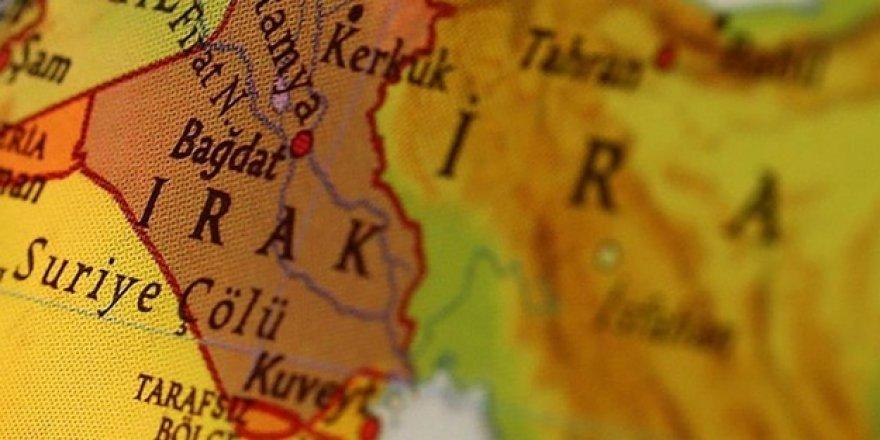 Irak'ta Koalisyon Güçlerine Ait 3 Tır Ateşe Verildi