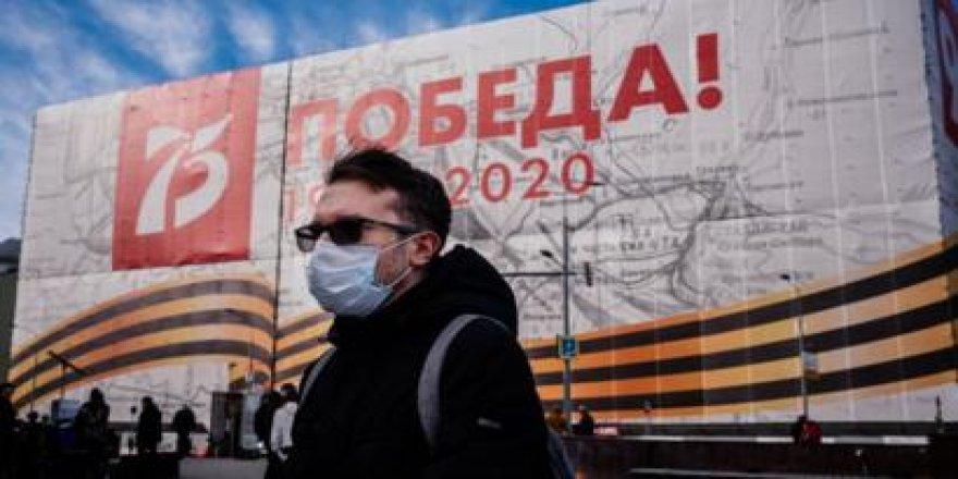 Rusya'da COVİD-19 Vakası Sayısı 733 Bini Geçti