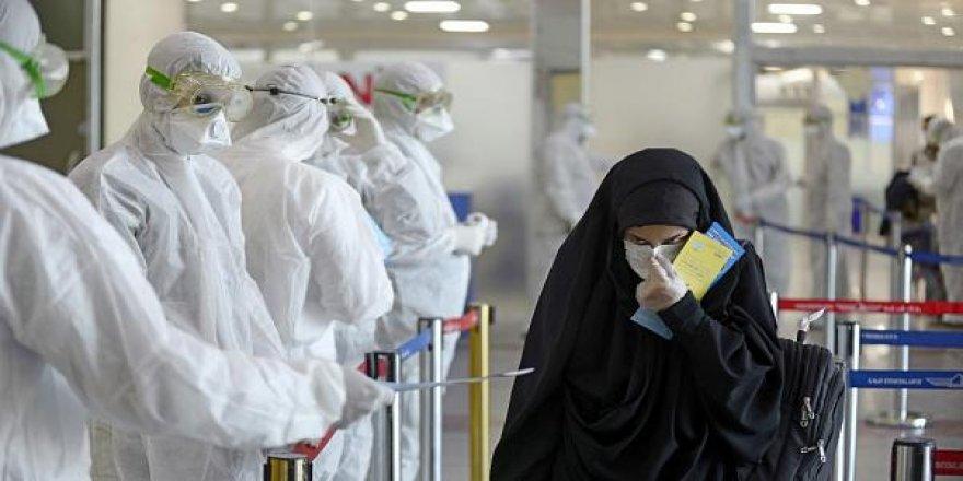 İran'da 1 Günde 198 Kişi Koronavirüsten Öldü