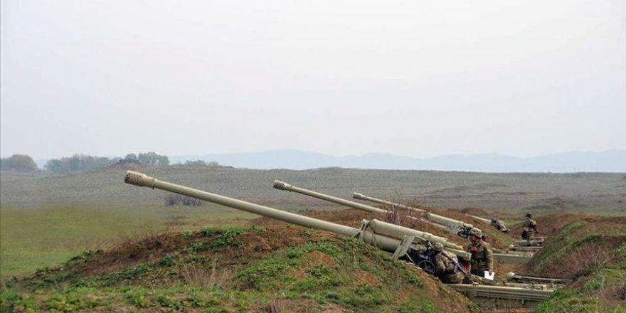 Azerbaycan-Ermenistan Sınırında Çatışma Çıktı